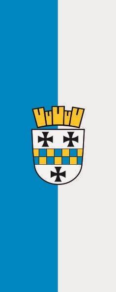 Fahne Flagge Flagge Flagge Bad Kreuznach im Hochformat verschiedene Größen c1adde