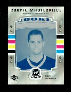 2006-07-UPPER-DECK-THE-CUP-BILLY-THOMPSON-ROOKIE-MASTERPIECE-CYAN-1-OF-1