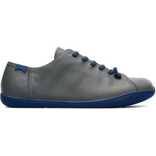 Camper Peu Cami Mens grau Lace Up Leather schuhe Trainers Größe UK 12
