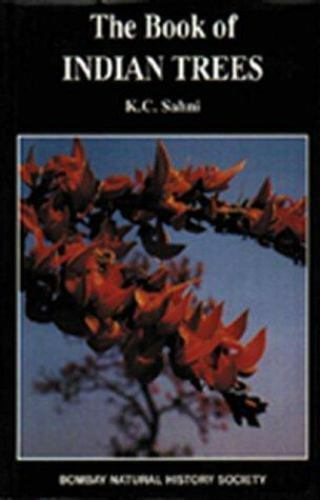 The Book of Indian Trees Hardcover K. C. Sahni