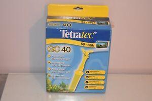 Tetra-Tec-Gc-40-Gravilla-Limpiador-Vacio-Sifon-pecera-Limpiador