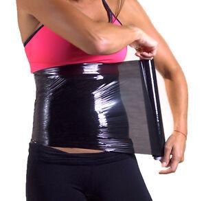 2 Osmotic Plastic XPB  Body Wrap Paper Cellulite Waist Burning  faja cinta