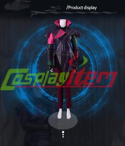 Descendants Mal Cosplay Costume custom made
