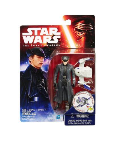 HASBRO Star Wars generale Hux the Force Awaken 's b4164 Action PERSONAGGIO NUOVO OVP NEW