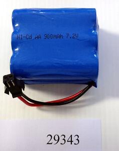 Akku Ni CD 7,2 V- 1000 M / Ah Cod. 29343