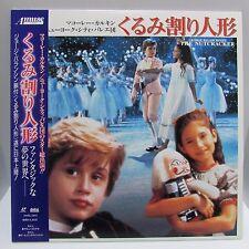 THE NUTCRACKER:Macaulay Culkin - Japanese original LASER DISC