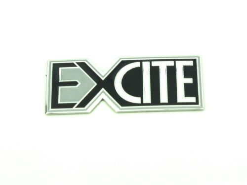 Véritable nouvelle vauxhall opel excite wing badge emblème Fender Côté pour Corsa D 2006