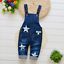 26-style-Kids-Baby-Boys-Girls-Overalls-Denim-Pants-Cartoon-Jeans-Casual-Jumpers thumbnail 21
