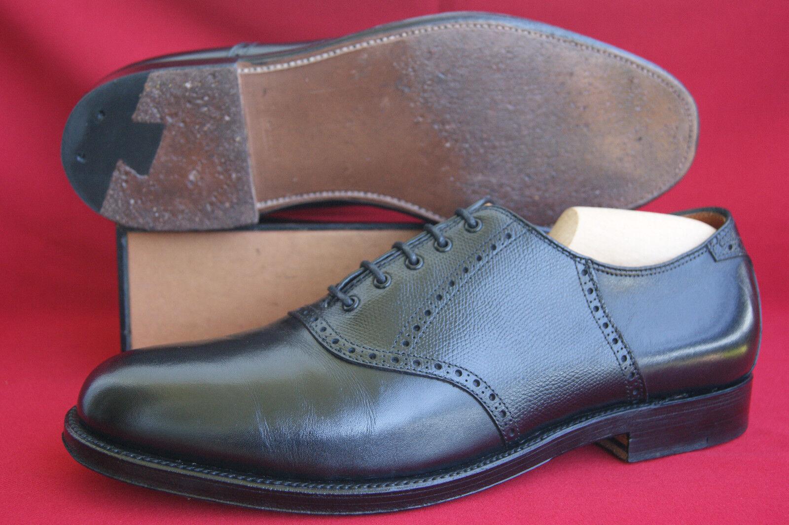 Alden Saddle Oxford US Gr. 12 D (46)  Rare selten Dress Oxford Top +Schuhspanner