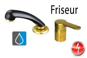 Atco Rondo Nd Gold Niederdruck Boiler Friseur Waschbecken Armatur
