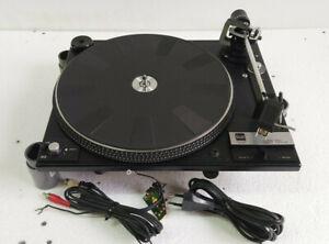 Platine vinyle hifi, seule/complète:DUAL 1237,automatic Belt Drive.DIY project.