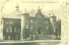 Shippensburg.PA. The Gymnasium,State Normal School 1907