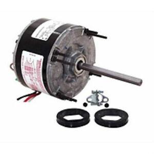 136a 1 6 1 8 hp 1075 rpm new ao smith century 2 speed for Ao smith 1 2 hp motor