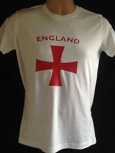 England English St George/'s Flag Adults Mens T Shirt