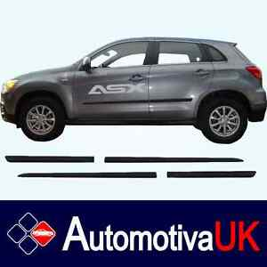 Mitsubishi-ASX-Rubbing-Strips-Door-Protectors-Side-Protection-Mouldings-Kit
