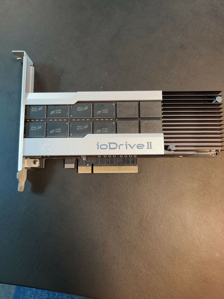 Fusion IO drive II, 785 GB, Perfekt