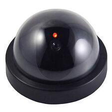 1pc Cámara Simulada Falsa Con LED para Simulación Vigilancia de Seguridad Neuf