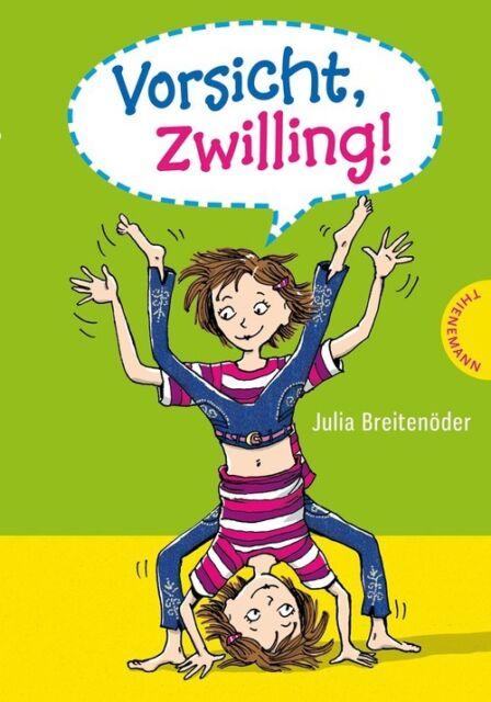 """Vorsicht, Zwilling! aus der Reihe """"Lach dich schlapp!"""" - Julia Breitenöder"""