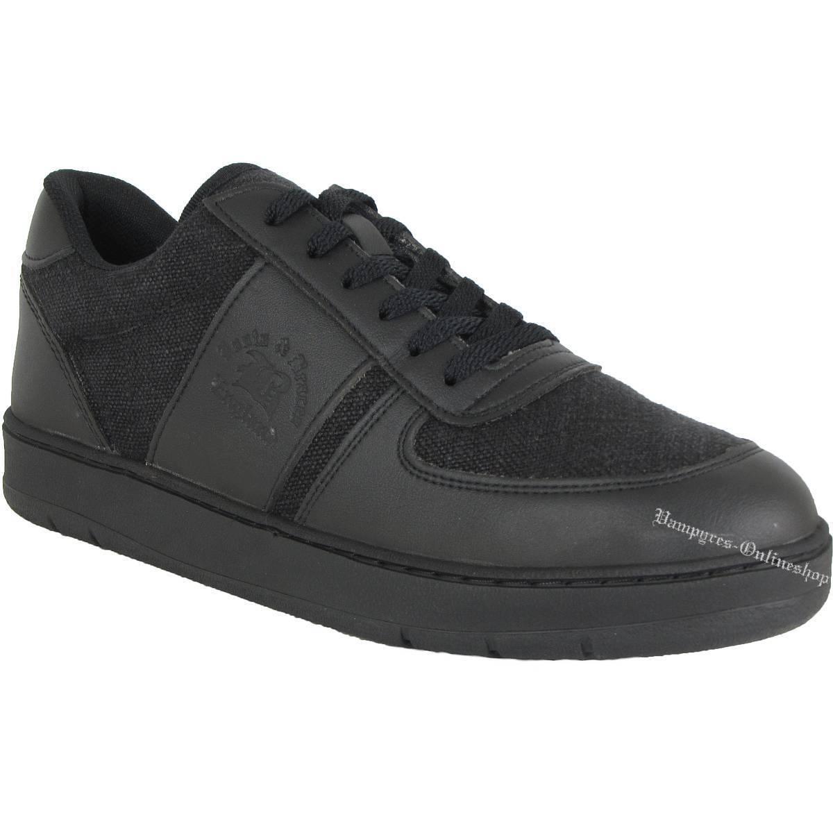 Boots & Vegane Braces Sneaker Vegetarian And Vegane & Zapatos Turnschuh Vegi Negro Noir ea3ca2