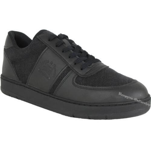 Boots /& Braces Sneaker Vegetarian And Vegane Schuhe Turnschuh Vegi Black Noir