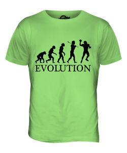 fe99712b7f Image is loading AMERICAN-FOOTBALL-QUARTERBACK-EVOLUTION-OF-MAN-MENS-T-