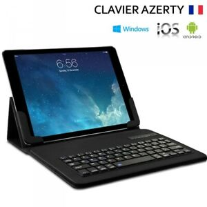 Etui-Clavier-Azerty-Bluetooth-Universel-L-pour-Tablette-Teeno-HD-10-1-039-039