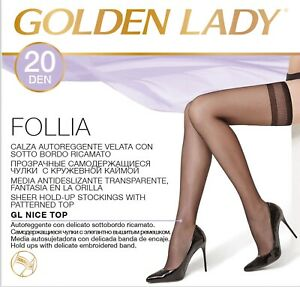 119495cf2 Hold-Ups Veiled 20 Denier 5 Pairs Golden Lady Hold-Ups Madness Filan ...