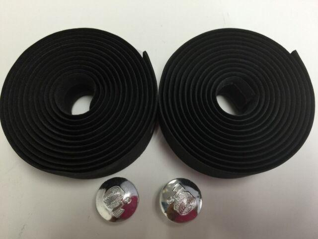 2x Bicycle Handlebar Drop Bar Wrap Cork Tape for Fixed Gear Road Bike MIR IN USA