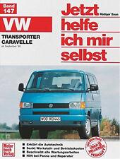 VW T4 BUS TRANSPORTER CARAVELLE JETZT HELFE ICH MIR SELBST REPARATURHANDBUCH 147