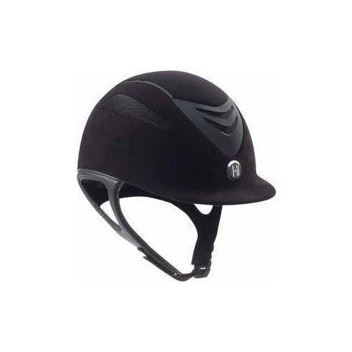 Nuevo casco de gamuza un K defender-negro-pequeño larga ovalada