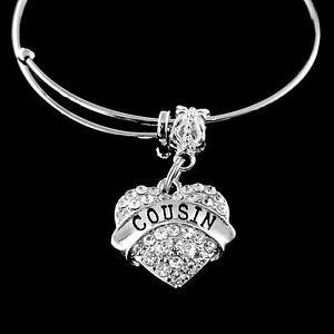 Image Is Loading Cousin Bracelet Jewelry Best Gift