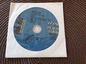 LEONA LEWIS KARAOKE CDG R&B POP HITS QUIK HITZ QH-017 BLEEDING LOVE CD+G MUSIC