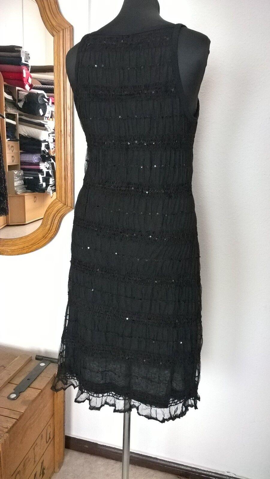 NEU NEU NEU Spitzen Kleid,ABENDKLEID,schwarz Gr.40,knielang,Sommerkleid,Trägerkleid NEU | Optimaler Preis  | Langfristiger Ruf  | Verrückter Preis  551cd4