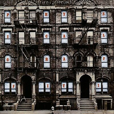 LED ZEPPELIN - PHYSICAL GRAFFITI(2014 REISSUE)(CD+VINYL BOX 5 VINYL LP +CD NEU