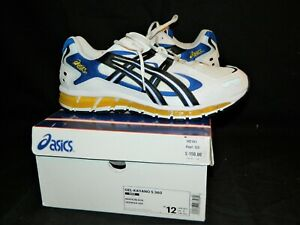 BRAND-NEW-ASICS-GEL-KAYANO-5-360-MEN-039-S-SIZE-12-SHOES-1021A159