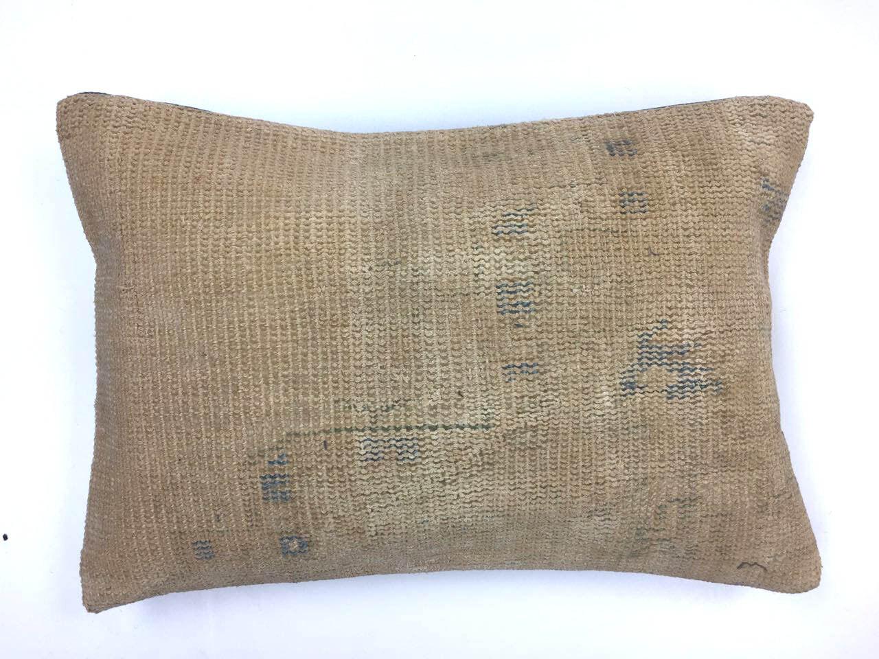 Fait Main Tapis Coussin Couverture Tapis Oreiller 40 cm turc persan marocain 64198