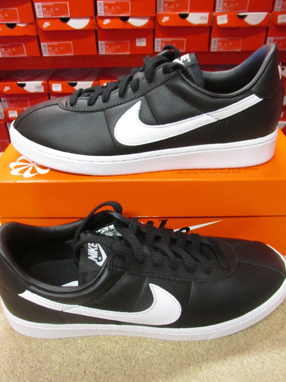 Nike Bruin QS Mens Trainers 842956 001 Sneakers Shoes