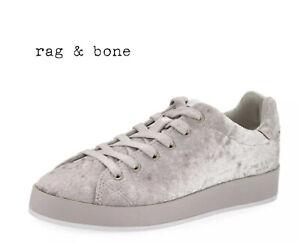 rag and bone velvet sneakers