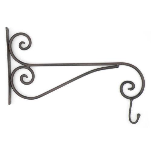Wandhaken im Antik-Look aus Eisen mit Aufhängehaken 31,5 x 40,0 2,5 cm