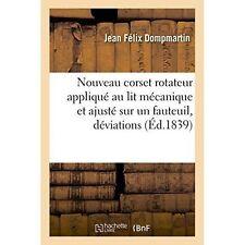 Nouveau Corset Rotateur Applique Au Lit Mecanique Et Ajuste Sur Un Fauteuil,:...