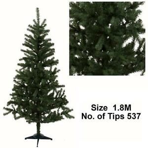 Pvc Christmas Trees.Details About 1 8 Metre Artificial Pvc Christmas Tree Plastic Stand 5100216