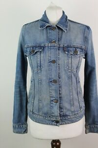 Levi-S-Strauss-amp-Co-Jeansjacke-Groesse-S