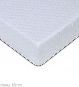 infused memory foam mattress reflex 4ft6 double or 5ft. Black Bedroom Furniture Sets. Home Design Ideas