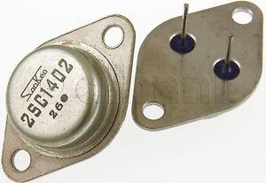 2SC1402-Original-Pulled-Sanken-C1402-Transistor