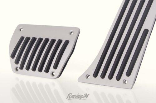 Aluminium Pédale Set pour BMW z4 e89 roadster avec changement de vitesse automatique design #4