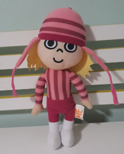 DESPICABLE-ME-EDITH-MIDDLE-CHILD-BLONDE-HAIR-HUNTER-LEOSURE-KIDS-TOY-38CM