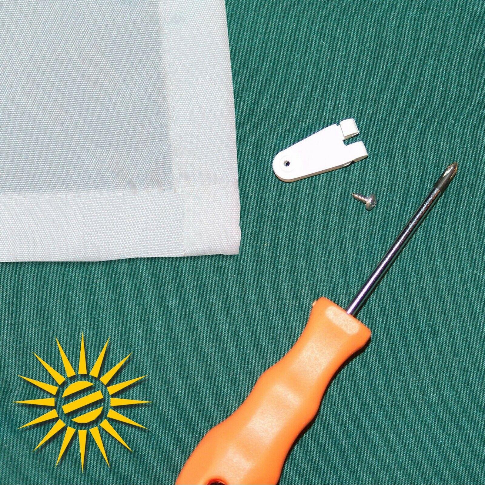 Sonnensegel terracotta terracotta terracotta ca. 420x140 cm 30 Laufhaken Seilspannmarkise Wintergarten | Verkaufspreis  | Niedriger Preis  | Angemessene Lieferung und pünktliche Lieferung  870d5b