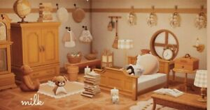 Luxury-Cute-Bedroom-Furniture-Set-37-pcs-New-Horizons-Original-Design