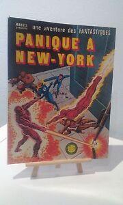 Aventure-des-Fantastiques-N-16-034-Panique-a-New-York-034-Edition-LUG