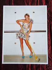 GERI HALLIWELL - POP STAR - 1 PAGE PICTURE - CLIPPING / CUTTING -#8